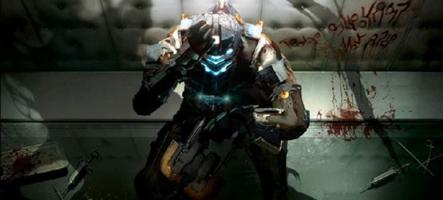 Dead Space 2, de l'art Nécromorphe