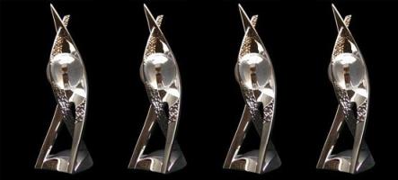 Les vainqueurs de la 14ème cérémonie des Annual Interactive Achievement Awards
