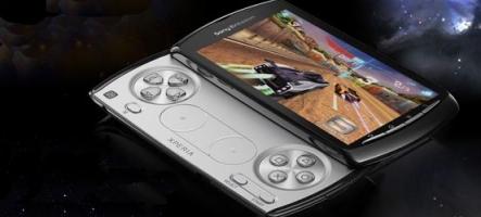 Découvrez les vidéos du nouveau PlayStation Phone, le Xperia Play