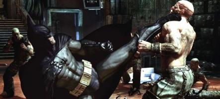 De nouvelles images pour Batman Arkham City