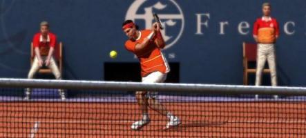 Virtua Tennis 4, première prise en mains
