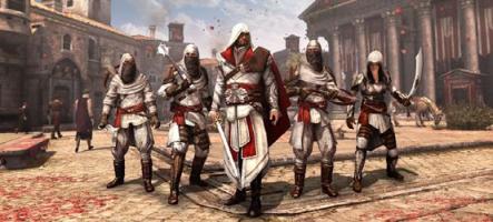 Assassin's Creed Brotherhood sur PC, avec tous les bonus