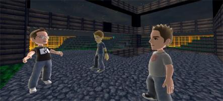 FortressCraft, un clone de MineCraft sur Xbox 360