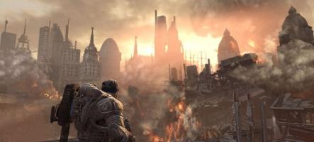 Une date de sortie pour Gears of War 3