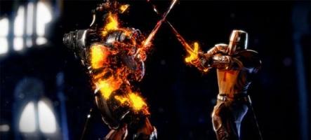 The Cursed Crusade : Un jeu d'action qui se la joue moyenâgeux