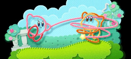(Test) Kirby Au fil de l'aventure (Wii)