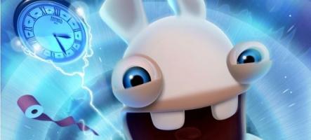 The Lapins Crétins 3D, la vidéo du prochain Bwaaaah sur 3DS