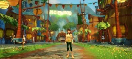 Le MMO Free Realms débarque sur PS3