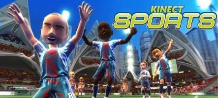 Une suite pour Kinect Sports