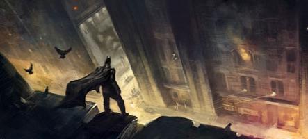 Batman Arkham City : découvrez la ville et ses dangers en vidéo