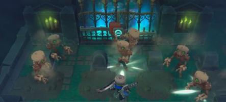 Sega lance Spiral Knights, un MMO Free2Play