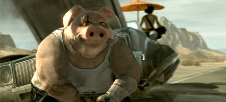 Beyond Good & Evil daté sur le PSN