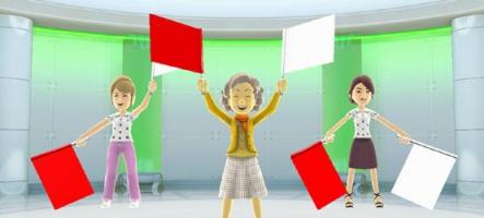 (Test) Entraînement Cérébral et Physique du Dr. Kawashima (Xbox 360 Kinect)