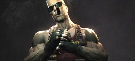 Des détails pour le multijoueur de Duke Nukem Forever