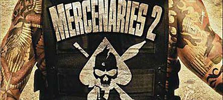 Mercenaries 3 en développement ?