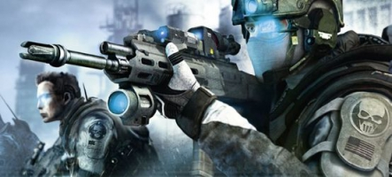 (Test) Ghost Recon Shadow Wars (3DS)
