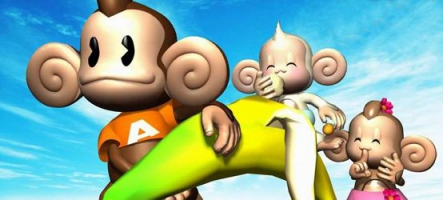 (Test) Super Monkey Ball 3D (3DS)