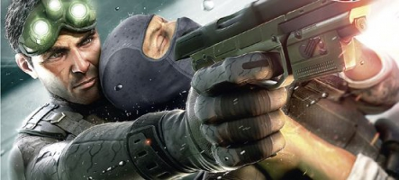 (Test) Splinter Cell 3D (3DS)