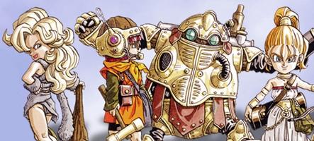 Chrono Trigger : Un jeu de rôle culte sur le WiiWare