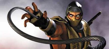 Kratos de God of War, dans Mortal Kombat : la vidéo