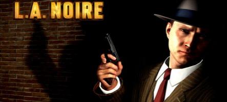 L.A Noire : Un DLC dès la sortie