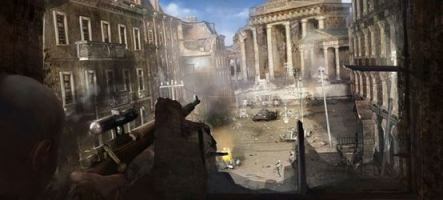 Rebellion prépare Sniper Elite V2
