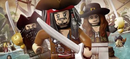 Lego Pirates des Caraïbes s'annonce grandiose