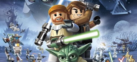 (Test) Lego Star Wars III : The Clone Wars (3DS)