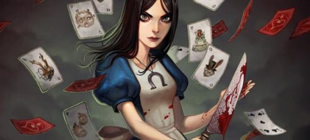 Alice Madness Returns : des images cauchermardesques