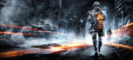 Battlefield 3 : une flopée de screenshots, artworks et render