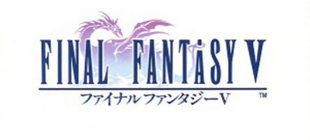 Final Fantasy V débarque sur le PSN