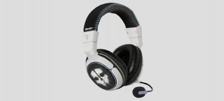 Casque Turtle Beach Ear Force Spectre (PC, PS3, PS4, Xbox 360, Mobile)