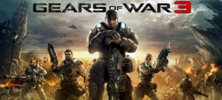 (preview multijoueurs) Gears of War 3