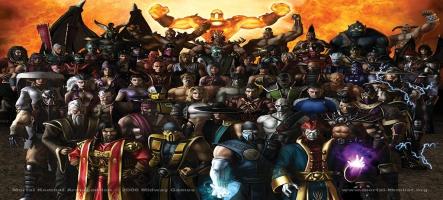 20 minutes de fatalités pour Mortal Kombat.
