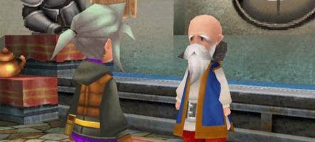 Final Fantasy III désormais dispo sur iPad