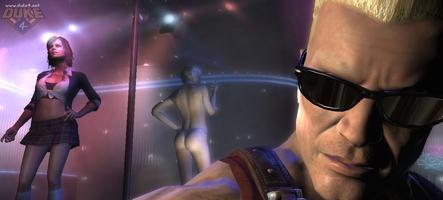 Duke Nukem Forever vous rince les yeux