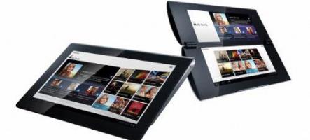 Sony dévoile deux tablettes PlayStation (images et vidéo)