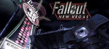 Le dernier patch de Fallout New Vegas est... foireux