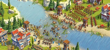 La beta d'Age of Empires Online ouverte au public