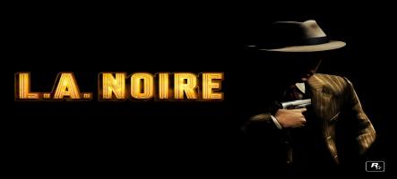 L.A. Noire comprendra trois dvd sur Xbox 360