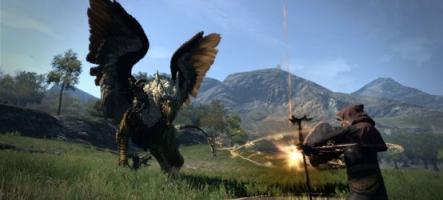 Capcom dévoile de nouvelles images pour Dragon's Dogma