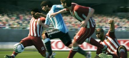PES 2012 : 7 minutes de vidéo sur le jeu