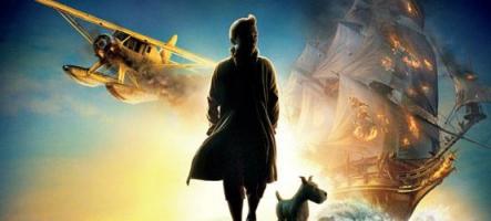 Tintin et le Secret de la Licorne de Spielberg, première bande-annonce