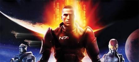 Le Comic intéractif de Mass Effect 2 disponible sur Xbox 360