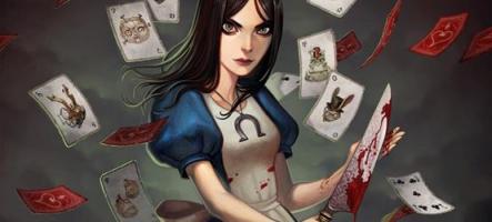 Une nouvelle bande-annonce pour Alice Madness Returns