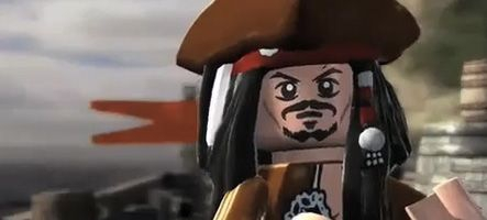 (Test) Lego Pirates des Caraïbes (PC/Xbox 360/PS3/Wii)