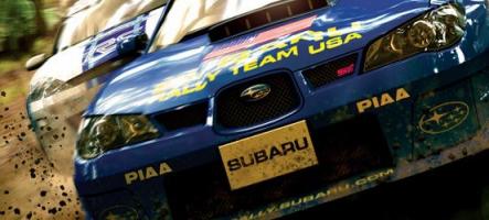 (Test) Sega Rally Online Arcade (PSN/XBLA)