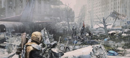 THQ officialise Metro Last Light