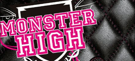 (Livre) Monster High