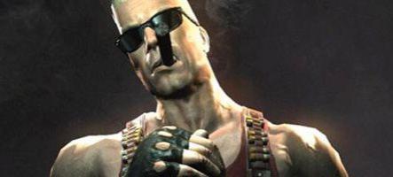 Duke Nukem Forever s'offre une bande-annonce de lancement